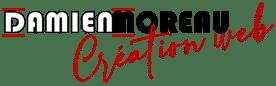 Damien Moreau création web logo